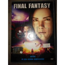 Final Fantasy - The Spirit Within     Columbia Pictures DVD