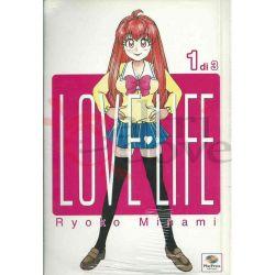 Love Life - Serie Completa 1-3  MINAMI Ryoko  Play Press Giapponesi