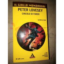 Circolo di fuoco 2907 LOVESEY Peter  I Classici del Giallo Mondadori Gialli