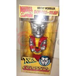 Bobble Head X-Men - Colossus    Wacky Wobbler Marvel Comics Action Figure