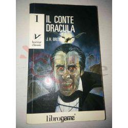 Il Conte Dracula 1   Horror classic Ed. E. Elle-Trieste Librogame