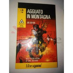 Agguato in Montagna 2   Guerrieri della strada Ed. E. Elle-Trieste Librogame