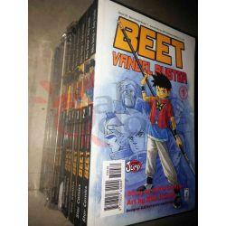 Beet Vandel Buster - serie completa Da 1 a 12   Ghost Star Comics Giapponesi