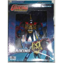 Gaiking - Raiking     Most Wanted Action Figure