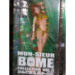 Mon-Sieur Bome Collection Vol.11     Kaiyodo Action Figure