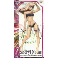 Macross Frontier - Sheryl Nome     Banpresto Action Figure