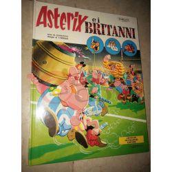 Asterix e i Britanni v. unico   Asterix cartonato Mondadori Francesi