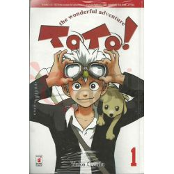 Toto! - Serie Completa 1-5  OSADA Yuko Young 153-155-157-159-161 Star Comics Giapponesi