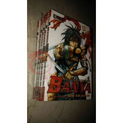 Banya Hell's Angel delivery man - Serie completa Da 1 a 5    Flashbook Giapponesi