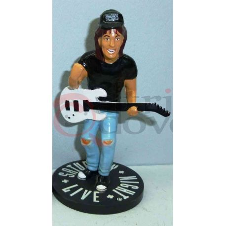 Saturday Night Live Wayne's World - Mike Mayers     Snl Action Figure