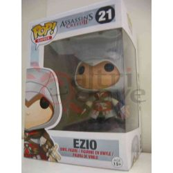 POP! Funko - Assassin's Creed Iv Black Flag - Ezio    Pop! Games Funko Action Figure