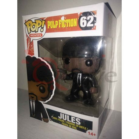 POP! Funko - Jules 62   Pulp Fiction Funko Action Figure