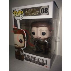 POP! Funko - Robb Stark 08   Game of Thrones Funko Action Figure