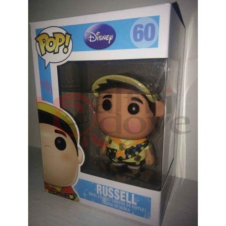POP! Funko - Russell 60   Disney Funko Action Figure