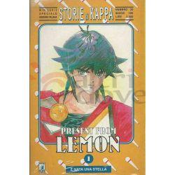 Present From Lemon - Serie Completa 1-4   Storie Di Kappa Da 20 A 23 Star Comics Giapponesi