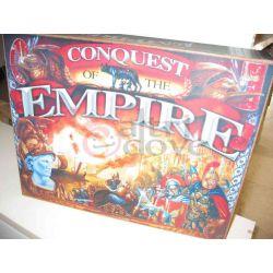 Conquest Of The Empire     Eagle Games Boardgame
