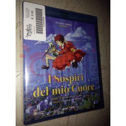 I Sospiri del mio Cuore  MIYAZAKI Hayao  Studio Ghibli Lucky Red Blu-Ray
