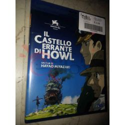 Il Castello errante di Howl  MIYAZAKI Hayao  Studio Ghibli Lucky Red Blu-Ray