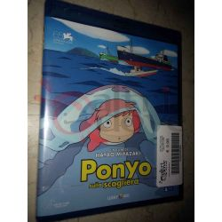 Ponyo sulla scogliera  MIYAZAKI Hayao  Studio Ghibli Lucky Red Blu-Ray