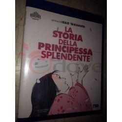 La storia della Principessa Splendente    Studio Ghibli Lucky Red Blu-Ray