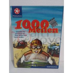 1000 Meilen - Mille Miglia     Winning Moves Cardgame