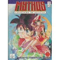 Mythos - Serie Completa 1-6  YOSHITOMI Akihito Manga Legend Da 1 A 6 Panini Comics Giapponesi