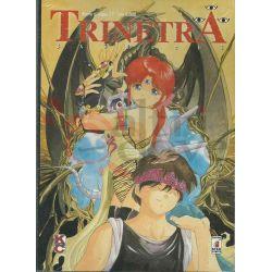 Trinetra - Serie Completa 1-7  TAKADA Yuzo Storie Di Kappa Star Comics Giapponesi