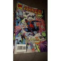 2099 A.D. 10    Panini Comics Vintage