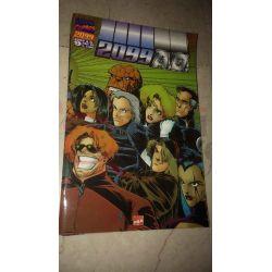 2099 A.D. 9    Panini Comics Americani