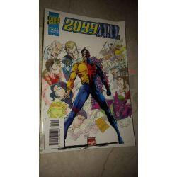 2099 A.D. 12    Panini Comics Americani