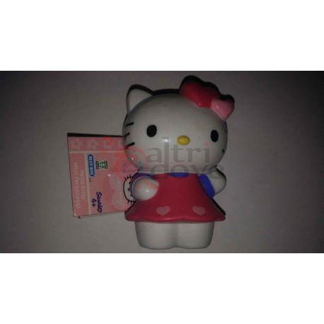 Hello Kitty mini personaggi - Hello Kitty tutina rosa-blu     BlueBox toys Action Figure