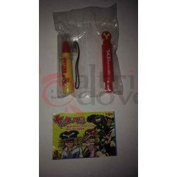 Nintendo DS pennino Touch Pen - Yatterman Yattaman giallo-rosso      Portachiavi