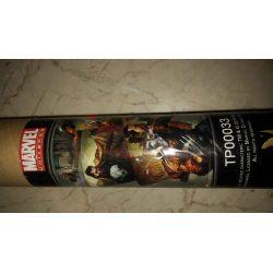 Poster 100x70 Marvel Universe - Punisher e Wolverine TP00033     Marvel Parete