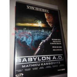 Babylon A.D.     Mondo Home Entertainment DVD