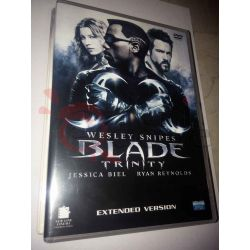 Blade Trinity Extended version     Eagle Pictures DVD