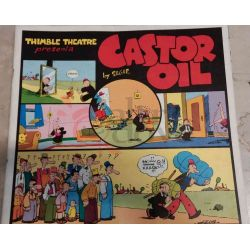 Castor Oil Serie Completa 1927/1928 1-4   Thimble Theatre Comics Stars In The World Vintage