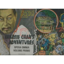 Charlie Chan Serie Completa Td E Sg 1938/1940 Voll.Cartonati 1-2    Comics Stars In The World Vintage