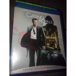007 Casino Royale (Daniel Craig)     Columbia Pictures Blu-Ray