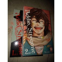 Addio. Stregone sayonara. Sorcerer (miniserie di 2) - serie completa 1-2   Yume Panini Comics Giapponesi