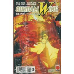 Gundam Wing - Serie Completa 1-18    Panini Comics Giapponesi