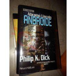 Abramo Lincoln Androide (Il Libro d'oro) v.unico    Fanucci Fantascienza