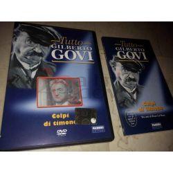 Colpi di Timone - FILM    TUTTO Gilberto Govi Fabbri Editori DVD