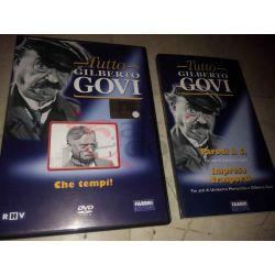 Che tempi!    TUTTO Gilberto Govi Fabbri Editori DVD