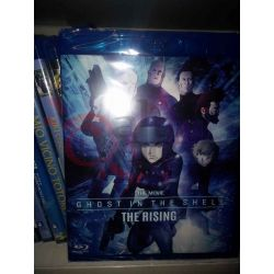 Ghost In The Shell - The Rising    Ghost in the shell Dynit Srl Blu-Ray