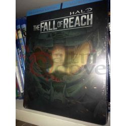 Halo - The Fall Of Reach (Combo Steelbook)    Halo Kaze Blu-Ray