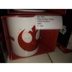 Rebel Symbol (Tazza)    Star Wars Walt Disney Tazze