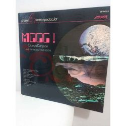 Claude Denjean and the Moog Synthesizer      Vinile