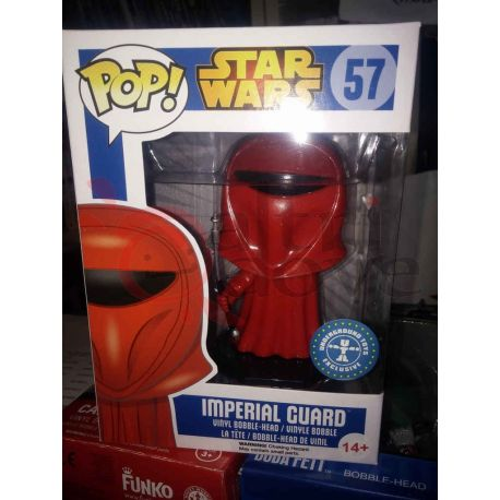 Imperial Guard POP! Bobble Head    Star Wars Funko Action Figure
