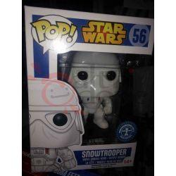 Snowtrooper POP! Bobble Head    Star Wars Funko Action Figure