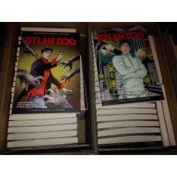 Dylan Dog collezione storica a colori - Serie Completa 1-50   I fumetti di Republica-L'espresso  Italiani